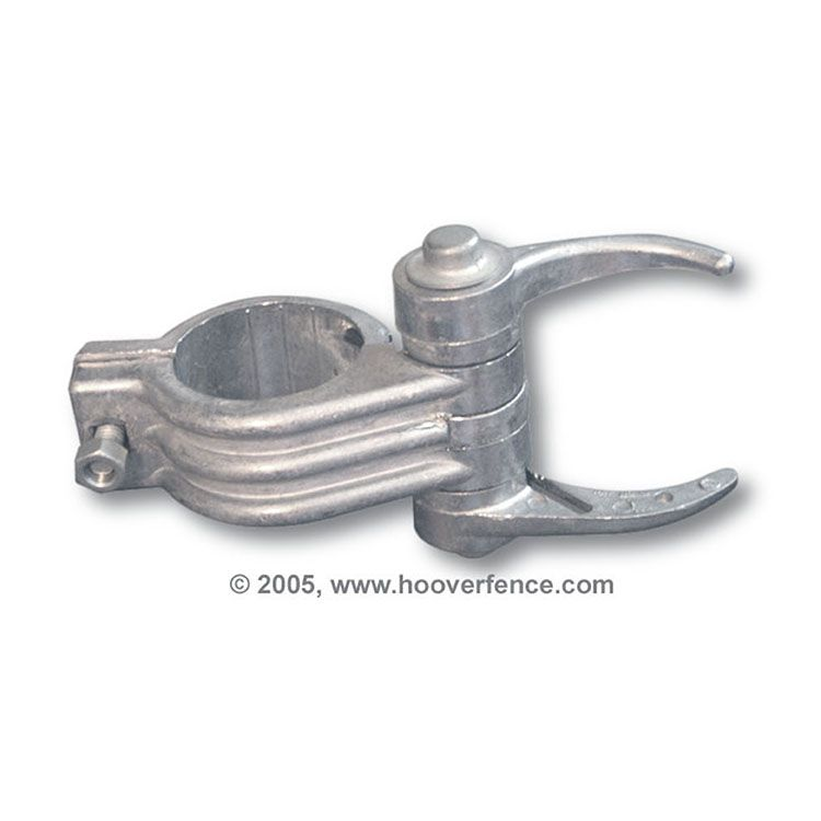 Aluminum Chain Link Gate Closers Hoover Fence Co