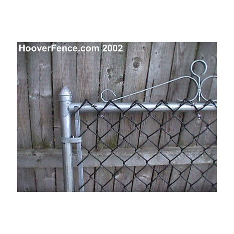Quot galv gate clip hoover fence co