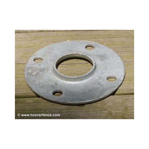 Chain Link Floor Flange - Disc Type