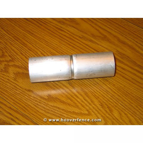 Chain Link Fence Top Rail Sleeves - Aluminum