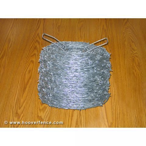 All Aluminum Barbed Wire, 1,000' Roll