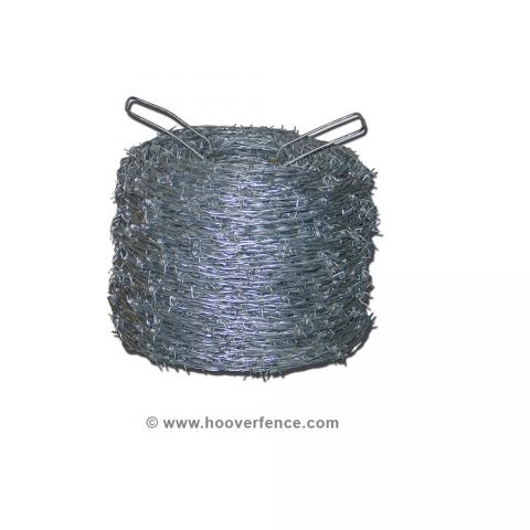 Barbed Wire, Galvanized Class III, 1320' Roll