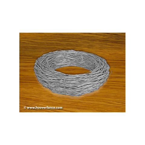 All Aluminum Chain Link Fence Tension Wire - 1,000' Roll - Choice of 9ga. or 6ga.
