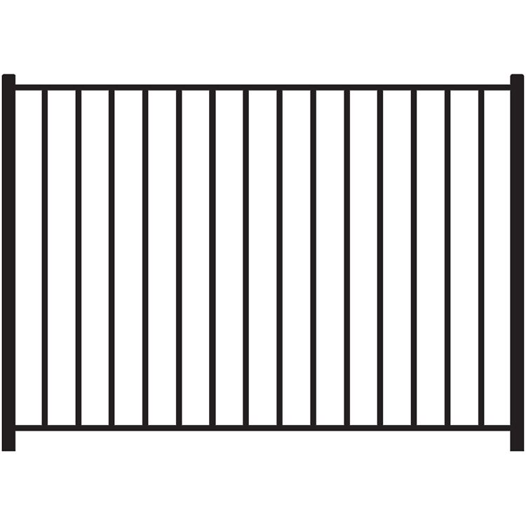 Jerith Ovation Fence Section Hoover Fence Co