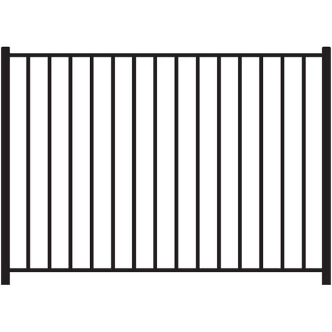 Jerith Ovation Aluminum Fence Section