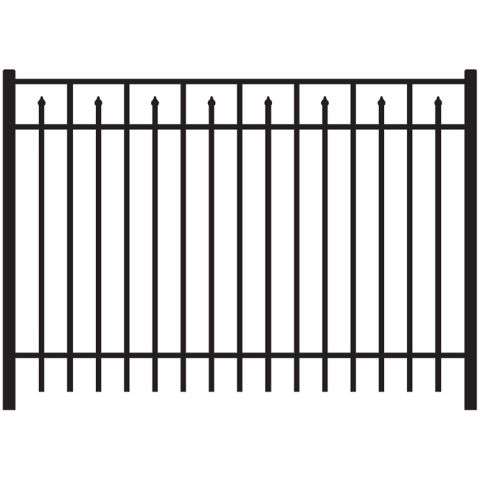 Jerith Legacy #200 Aluminum Fence Section