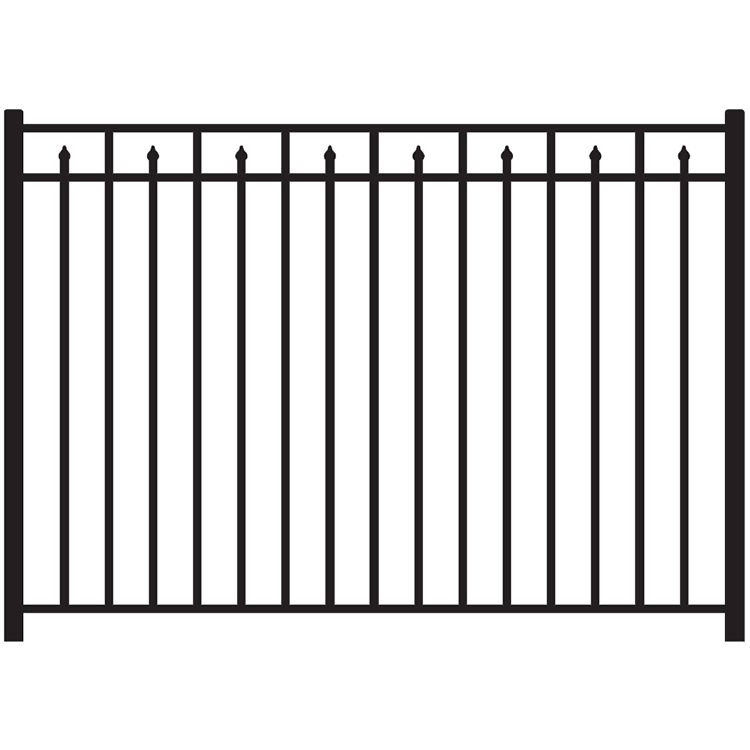 Jerith Legacy #200 Modified Aluminum Fence Section