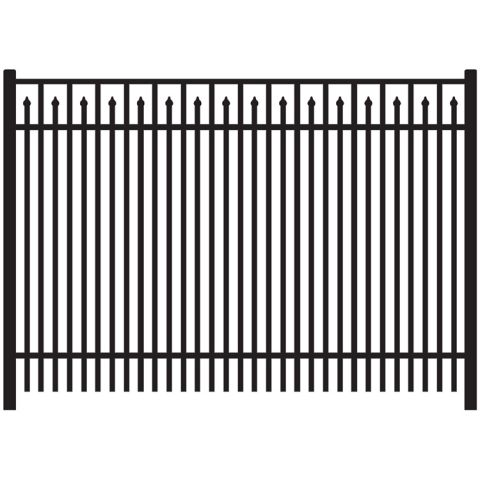 Jerith Legacy #400 Aluminum Fence Section