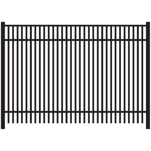 Jerith #402 Aluminum Fence Section