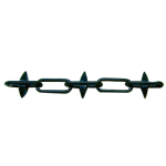 Snug Cottage Hardware Victorian Spiked Chain - Alternate Links (3827-06P)