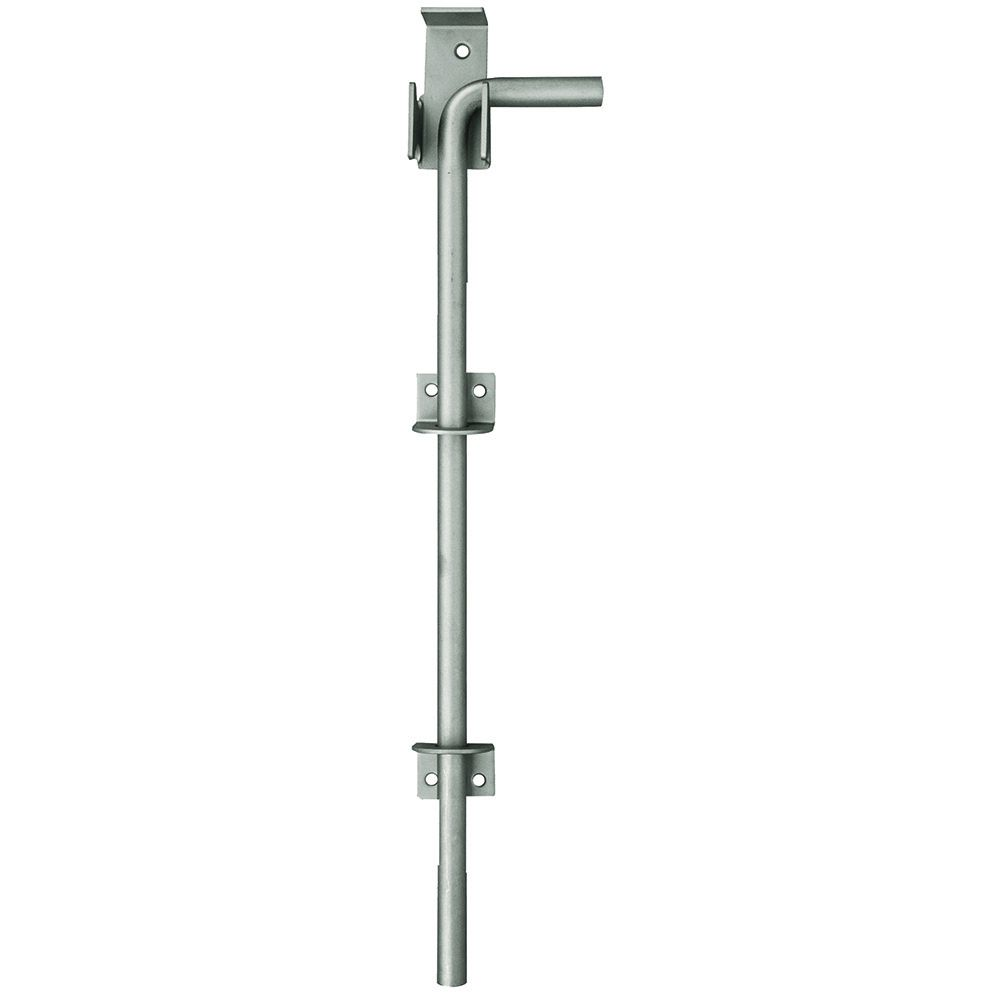 Snug Cottage Hardware Contemporary Cane Bolts for Wood Gates - Stainless Steel