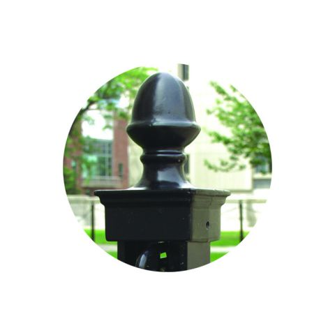 Snug Cottage Hardware Boston Garden Post Cap