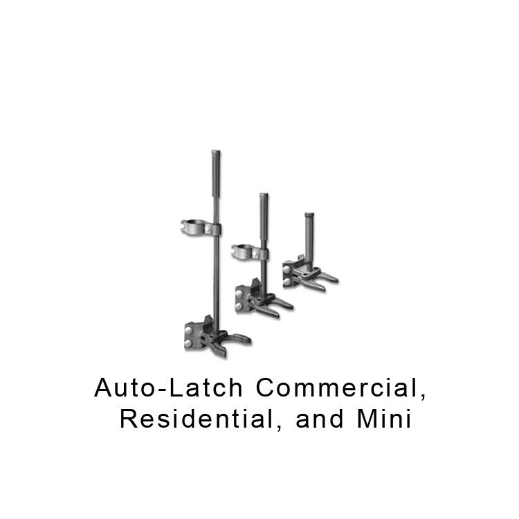 DAC Industries Residential Child Safety Auto-Latch