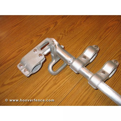 Aluminum Drop Rod for Double Swing Gates