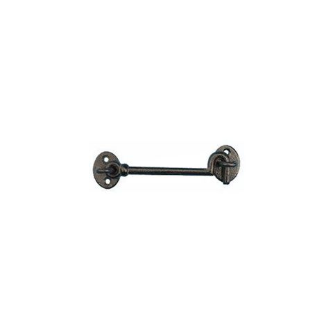 Snug Cottage Hardware Cabin Hooks for Wood Gates