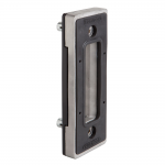 Locinox SSKZ-QF Stainless Steel Keeper for Sliding Gate Lock