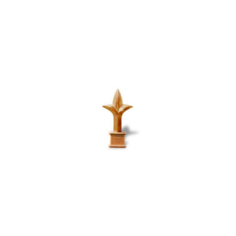"Ideal Majestic Finial, fits 5/8"" picket"
