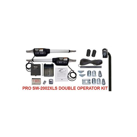 GTO PRO2002XLS Double Swing Gate Operator Kit