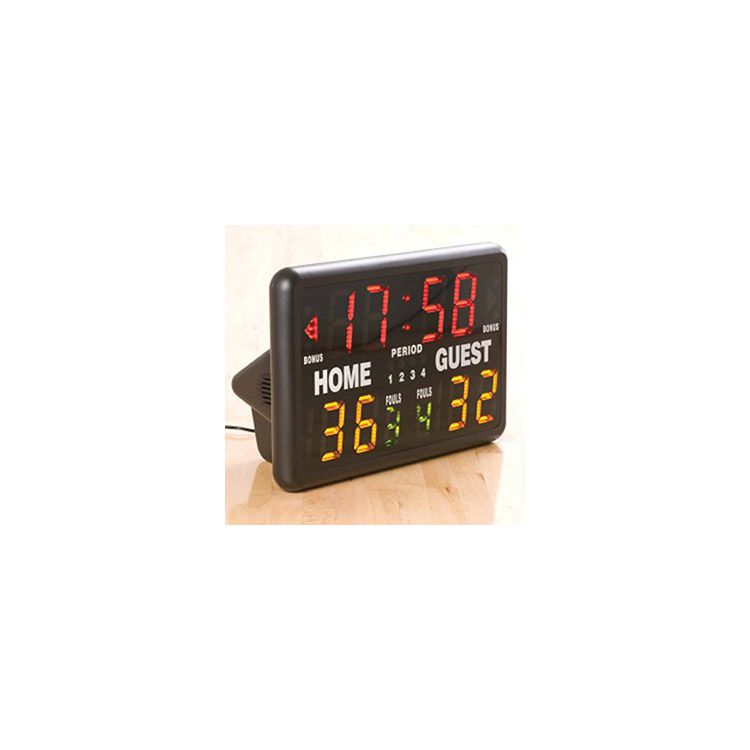 Portable Multi-Sport Scoreboard and Timer