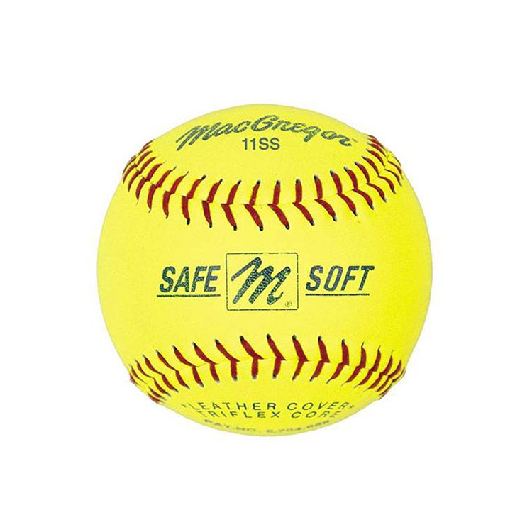 MacGregor Safe/Soft Softball - Dozen