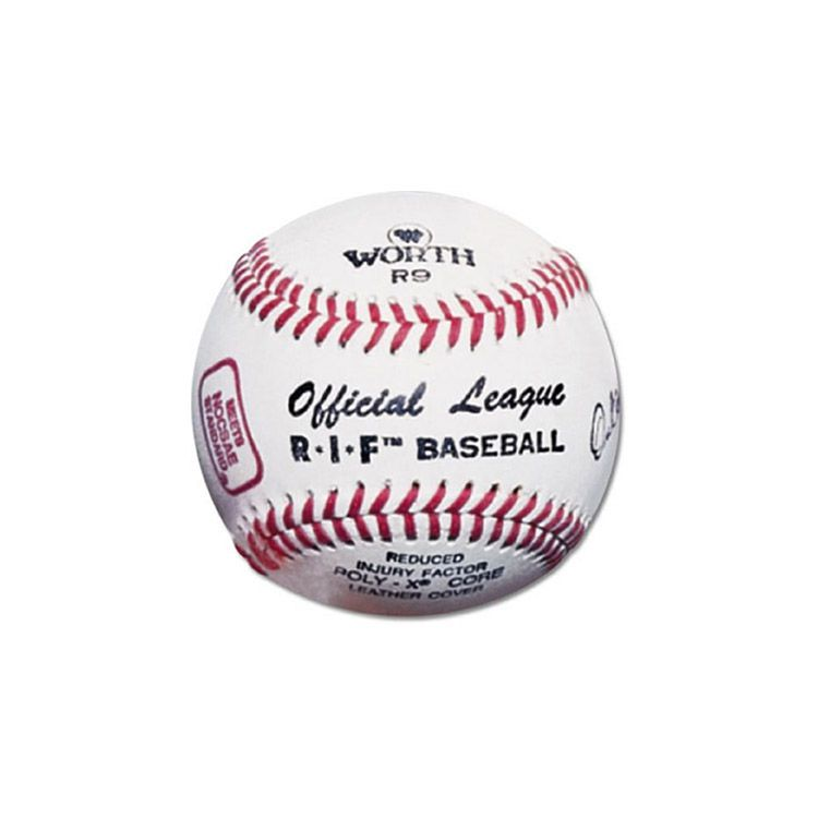 Worth RIF Training Baseball - Level 5 - Ages 8-10 - Dozen