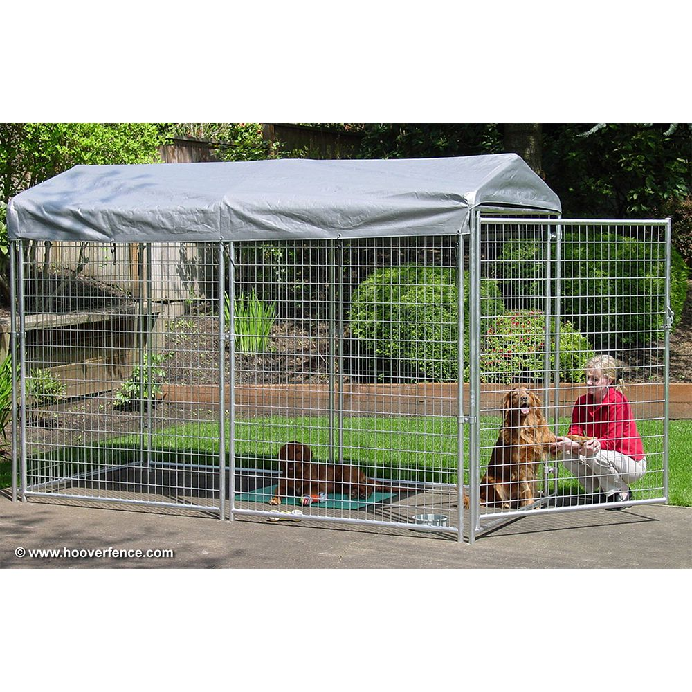 Jewett Cameron Best Of Show Welded Wire Kennel Panels With