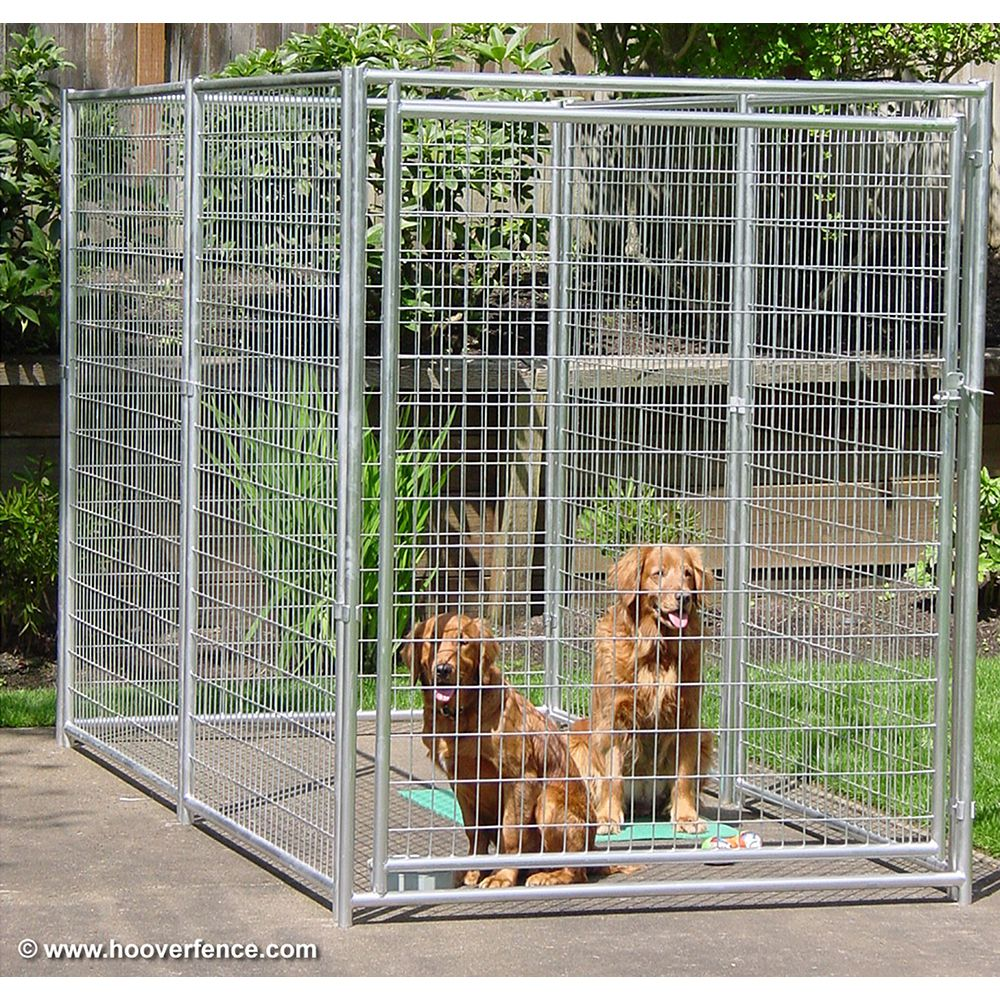 Jewett-Cameron Best of Show Welded Wire Kennel Panels | Hoover Fence Co.