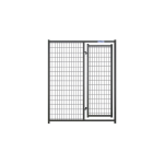 Tarter 6' High Tarter Elite Welded Wire Kennel Panels with Single Gates (KENNEL-PANEL-T-G)