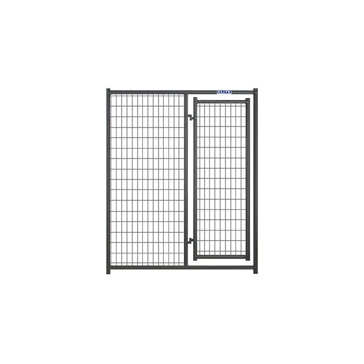 Tarter 6' High Tarter Elite Welded Wire Kennel Panels with Single Gates