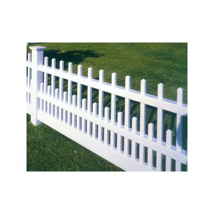 Bufftech Canterbury Vinyl Fence Sections