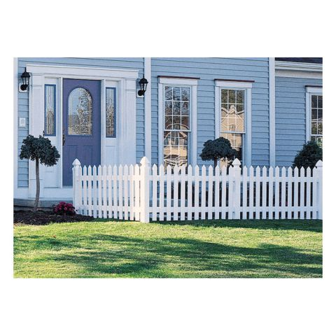 Bufftech Cape Cod Vinyl Fence Panels