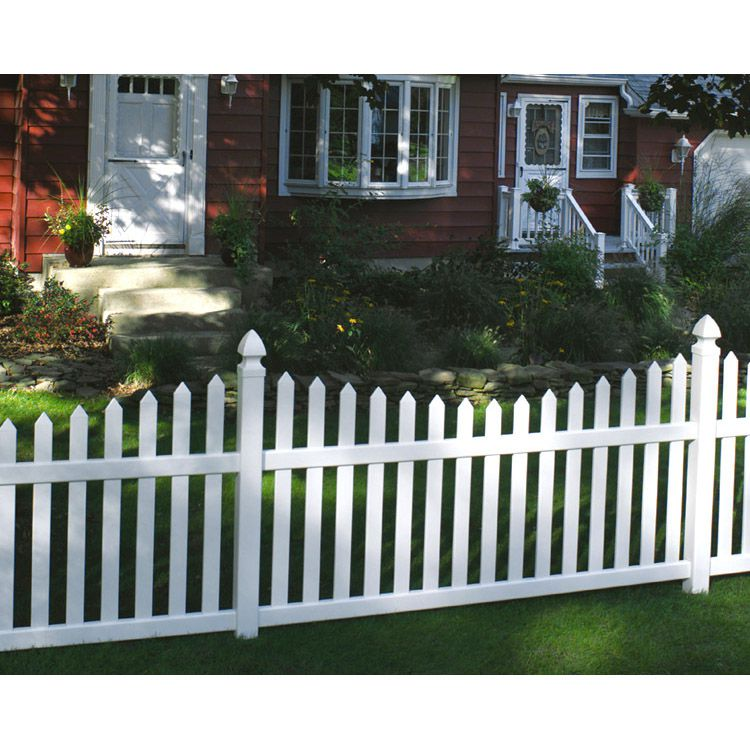 Bufftech Danbury Fence Sections - Concave Top