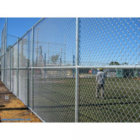 Hoover Fence Chain Link Sideline Fencing Kits