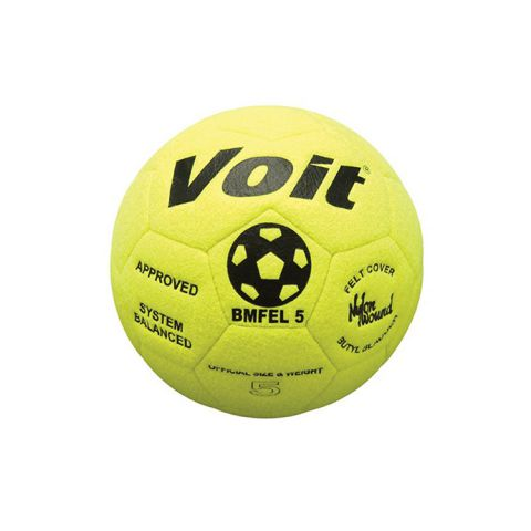Voit Felt Indoor Soccer Ball