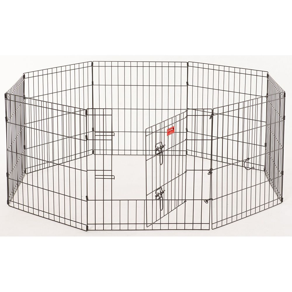 jewett-cameron lucky dog exercise pens w/ stakes | hoover fence co. jewett wiring diagram  hoover fence