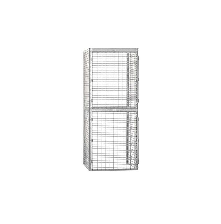 Salsbury Bulk Storage Locker - Starter Unit, Double Tier