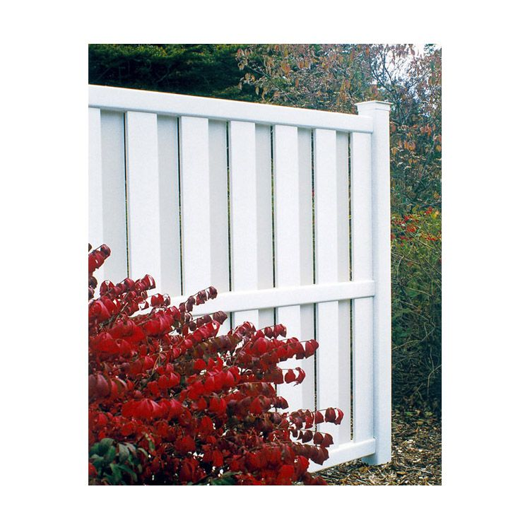 Bufftech Columbia Vinyl Fence Sections