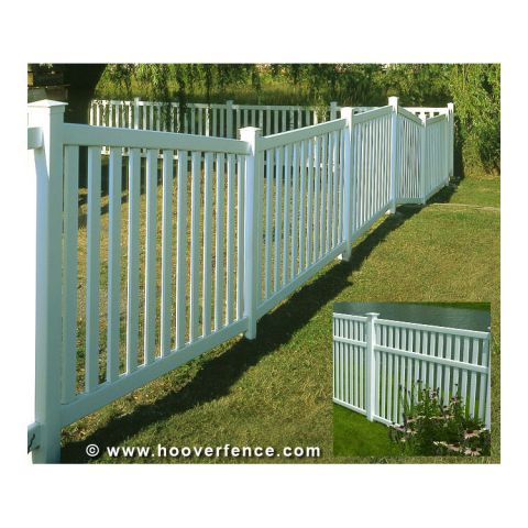 Bufftech Baron Vinyl Fence Panels
