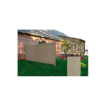 Bufftech Chesterfield CertaGrain Vinyl Fence Sections (CHESTERFIELD-WT-S)
