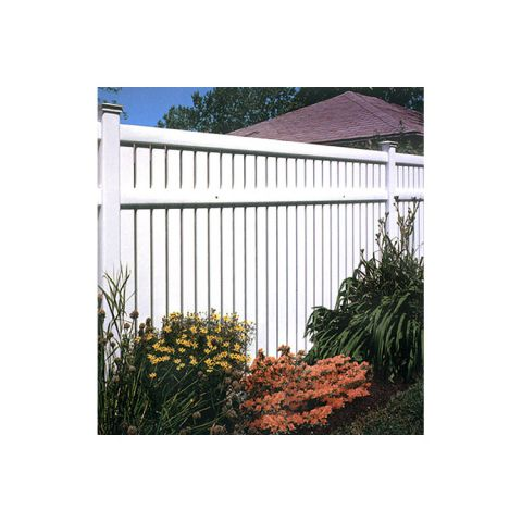 Bufftech Imperial Vinyl Fence Sections