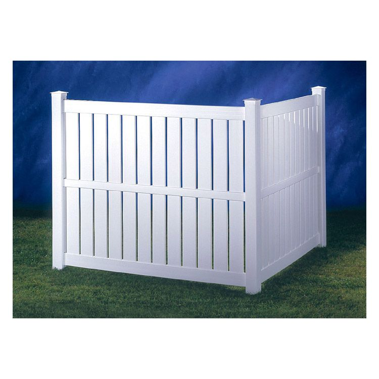 Bufftech Millbrook Vinyl Fence Sections Hoover Fence Co