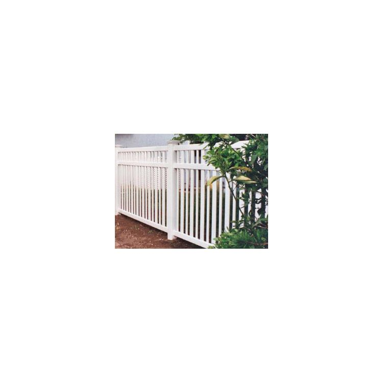 Bufftech Monarch Vinyl Fence Sections