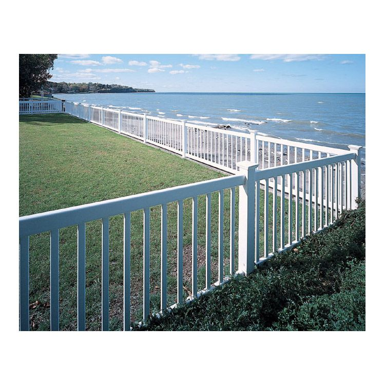 Bufftech Victorian Vinyl Fence Sections