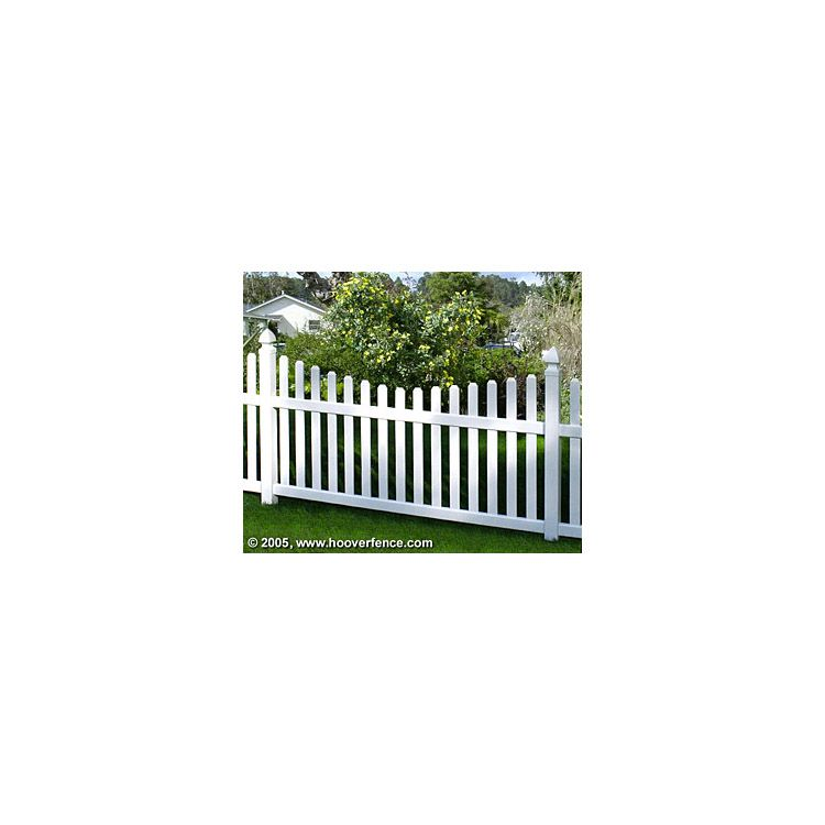 Bufftech Rothbury Fence Sections - Concave Top