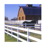 Bufftech Large Vinyl Ribbed Rails (V-RAIL-LARGE)