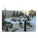 SimTek EcoStone Plus Vinyl Fence Sections (ECOSTONE-PLUS-S)