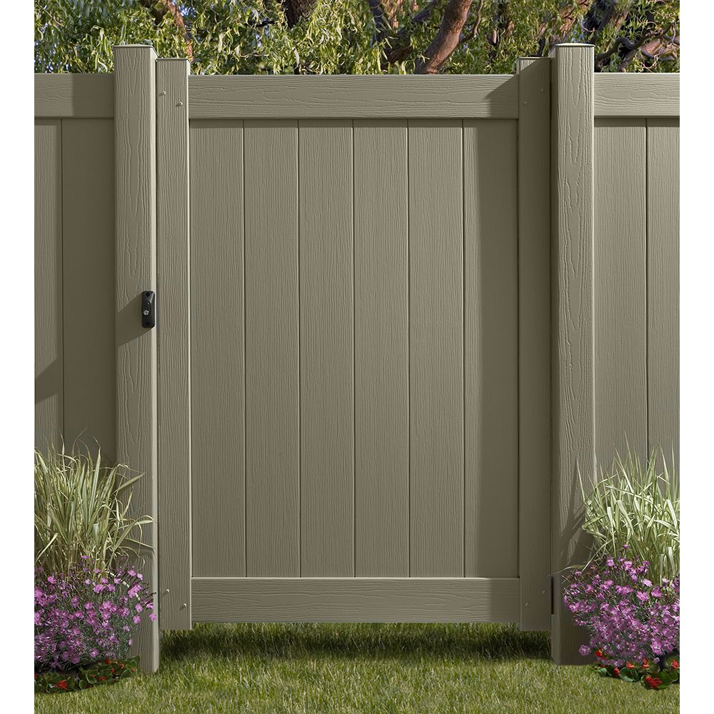 Bufftech Chesterfield CertaGrain Vinyl Gates