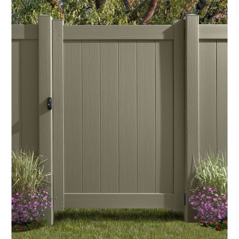 Bufftech Chesterfield CertaGrain Gates