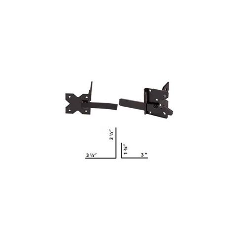 Superior Commercial 2-Way Latch Set