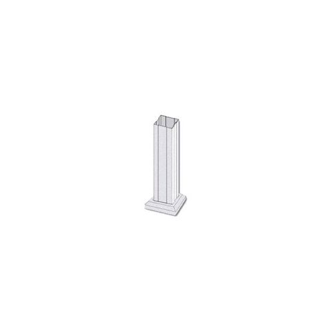 Key-Link Hollow Porch Posts - Aluminum